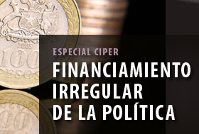 Financiamiento irregular de la política