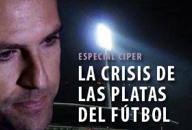 Crisis de las platas del fútbol