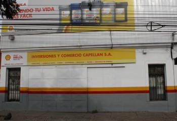 Inversiones y Comercio Capellán, Vivaceta 3214 (Conchalí).