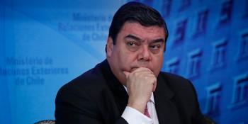 Alberto Salas, presidente de la CPC.
