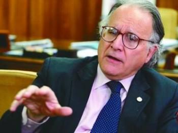 Alfonso Muga, presidente de la CNA