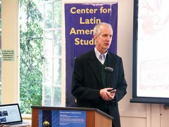 Ben Ross Schneider (Fuente: berkeley.edu)