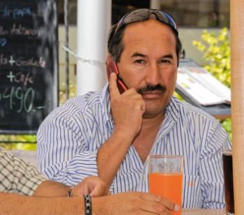 Germán Faúndez (Fuente:  Revista Nos)