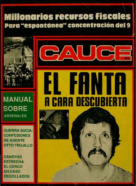 Cauce, septiembre de 1986