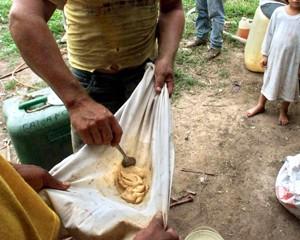 Laboratorio ilegal de drogas descubierto en Colombia