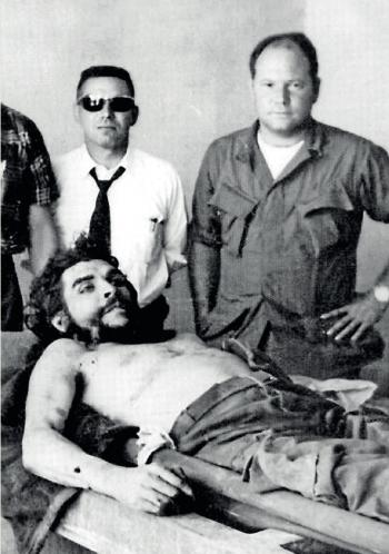 García y Villoldo. La CIA sobre el terreno.