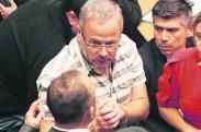 Control de detencion contra 10 involucrados en caso de fraude a carabineros.