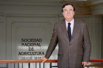 Patricio Crespo, ex presidente de la DGA.