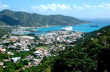 Road Town, Tórtola.