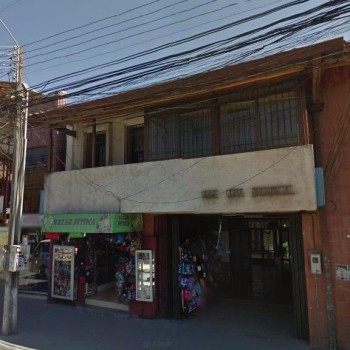 Sede de CEMA en Linares, calle Chacabuco 467. El inmueble es propiedad de Fundación CEMA VII Región del Maule.