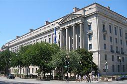 Departamento de Justicia de Estados Unidos  (Fuente: wikipedia.org)