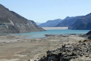 Embalse Puclaro Valle de Elqui ubicado a unos 45Km de La Serena.