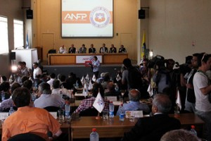 Elecciones de Prsidente de la ANFP 04/01/2016