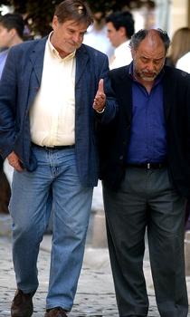 Rodrigo Quezada y Hernán Coloma