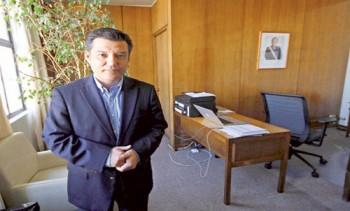 Christian Melis, Director del Trabajo.