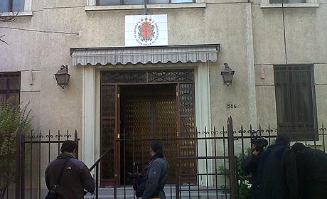 Resultado de imagen para convento de las siervas de jesús de la caridad santiago