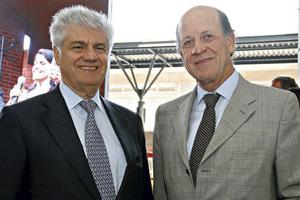 Carlos Eugenio Lavín y Carlos Alberto Délano