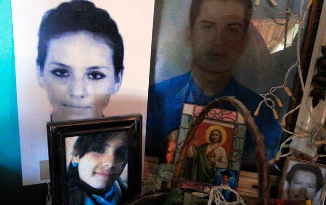 Alicia Fernández   El Diario   Fotografía de Andrea Guerrero Venzor en la sala de la casa en que vive su madre Dora Venzor