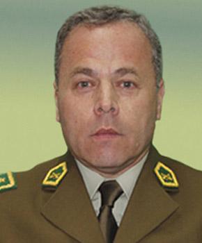 General (r) Flavio Echeverría