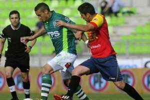 Santiago Wanderers vs Unión Española