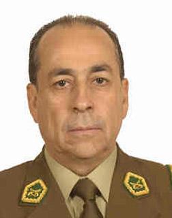 Gerardo González Theodor, ex general inspector de Carabineros