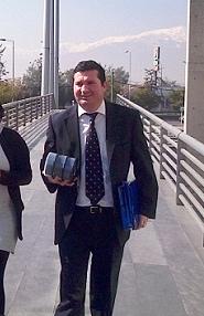 Fiscal Héctor Barros