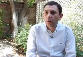 Joel Chávez, ex asesor de Jacqueline Van Rysselberghe (Crédito: El Mostrador).