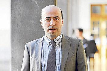 Jorge Bermúdez, contralor