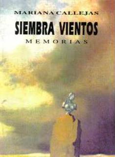 Uno de los textos publicados por Mariana Callejas.