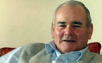 El fallecido empresario minero Luis Gordo.