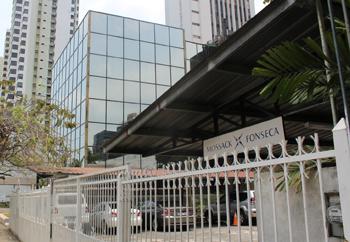 Edificio Mossack Fonseca (Crédito: Mathieu Tourliere, Revista Proceso).