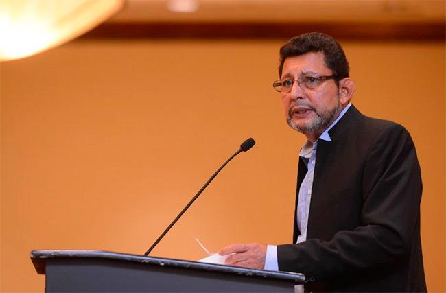 Bayardo Arce, asesor presidencial para asuntos económicos. Foto   Carlos Herrera   Confidencial