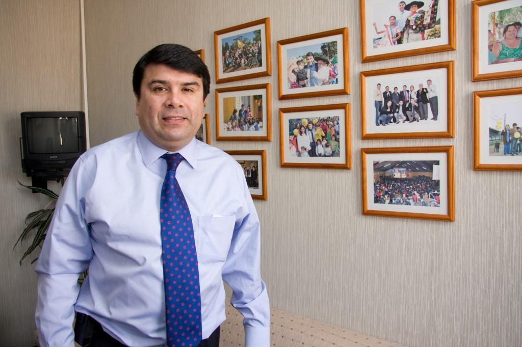 Cristián Campos, diputado PPD