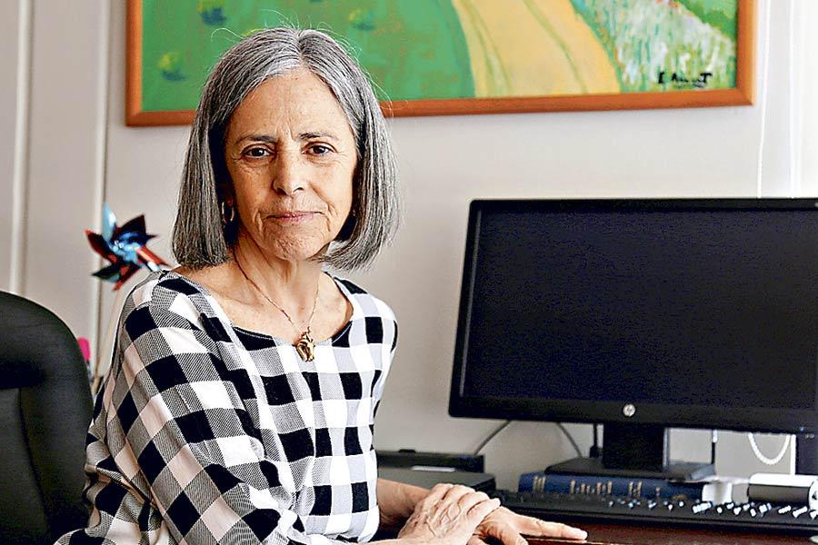 Pilar Armanet, militante PPD y ex rectora de la Universidad de Las Américas