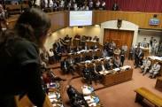 Las acciones y sociedades que los senadores no declararon
