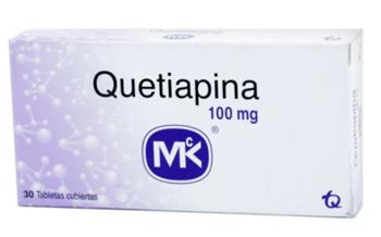quetiapina