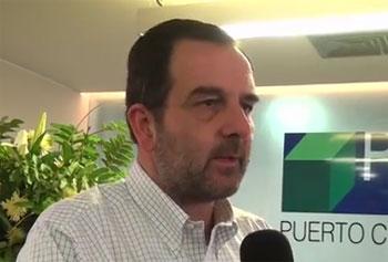 Rodrigo Olea, gerente general de PCE