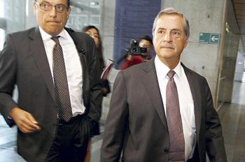 Samuel Donoso y Patricio Contesse