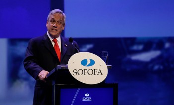 Ex presidente Sebastián Piñera