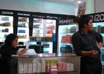 Tienda perfumes
