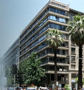 Edificio sede de la Universidad Miguel de Cervantes