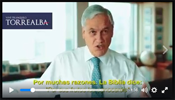 Video de campaña