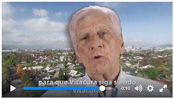 Video del alcalde Raúl Torrealba