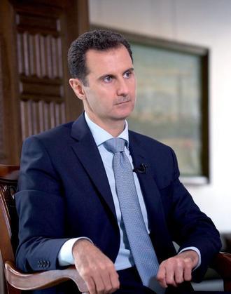El dictador sirio, Bashar al Asad.