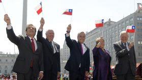 La Presidencia de la República en la historia de Chile