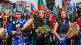 Las mujeres mapuche y el feminismo