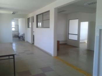 Salas remodeladas del Colegio Ciudad Santo Domingo de Guzmán.