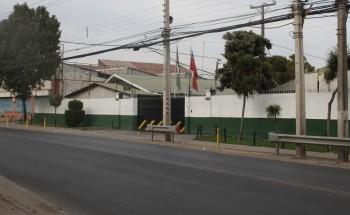 Departamento de Transportes, Vivaceta 2700 (Independencia).