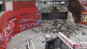 En los escombros de la ciudad neoliberal