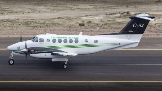 El pago irregular que recibe el alto mando de Carabineros por volar en aviones de lujo privados